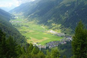 Das Goms, Wallis, Sporthotel Oberwald, Berge, Mountains