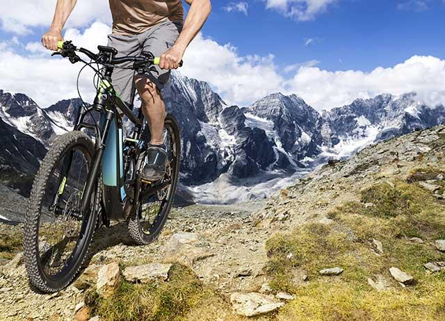 Sporthotel Oberwald, Bike, Fahrrad fahren, Schweiz, Goms, Berge