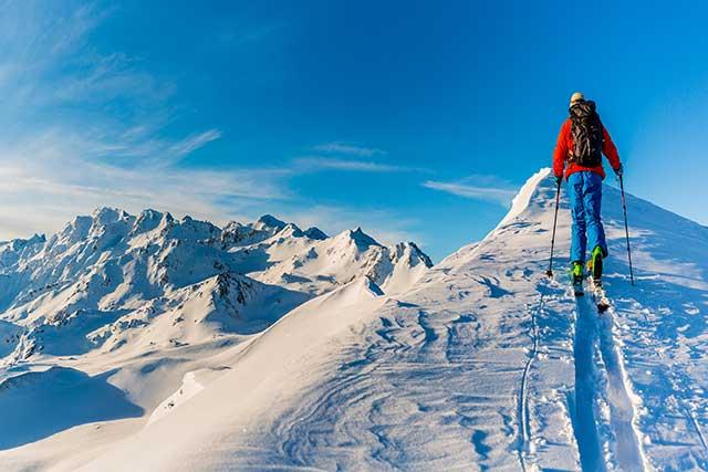 Sporthotel Oberwald, Schweiz, Ski, Langlauf, Schnee, Touren